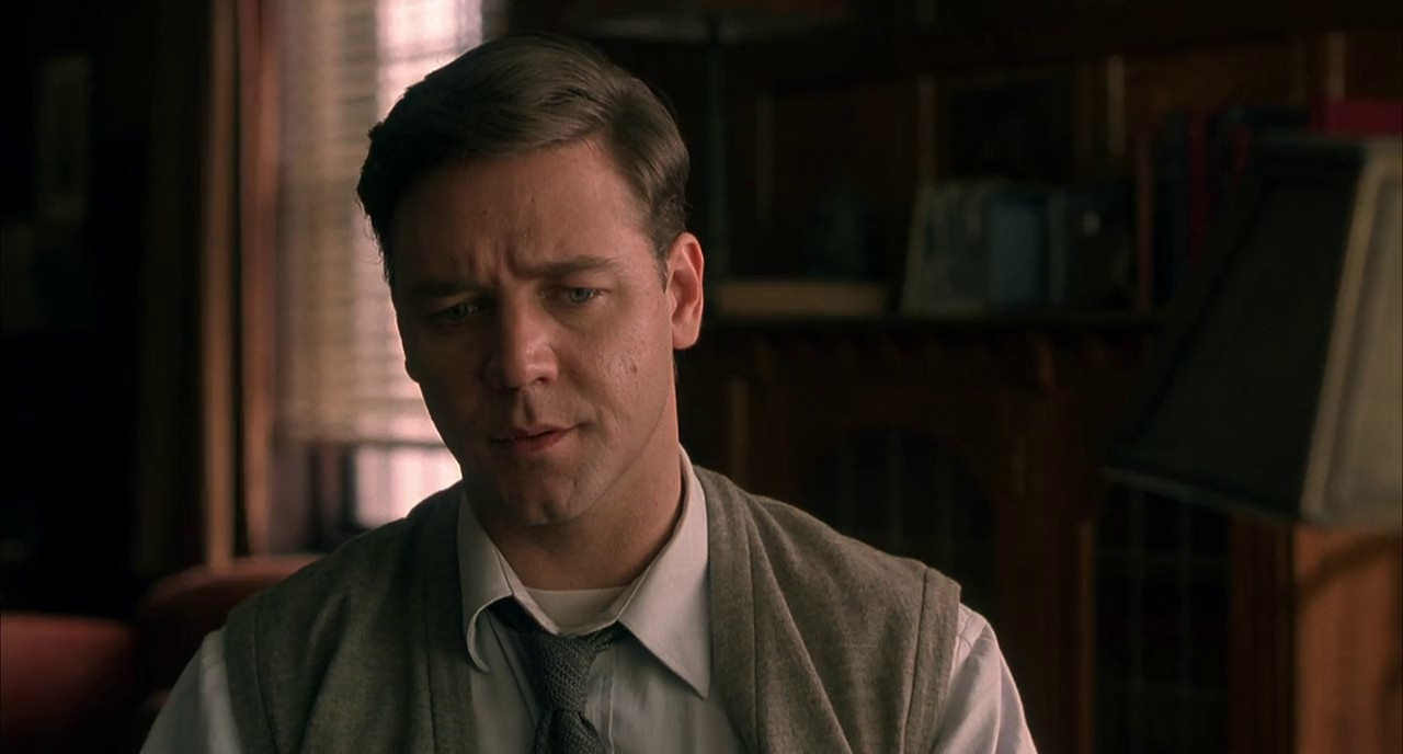 فيلم A Beautiful Mind